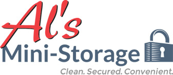 Al's Mini Storage Logo