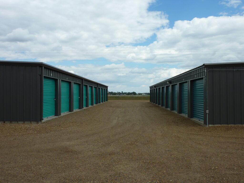 Wolf Point Storage Unit