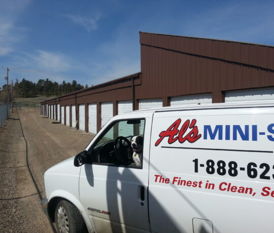 Al's Mini Storage - Colstrip